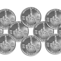 """""""The Finger"""" 10-Pack **SPECIAL**"""