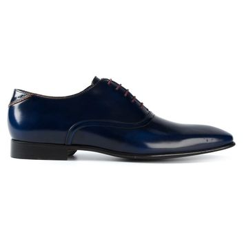 Paul Smith contrasting laces Derby shoes