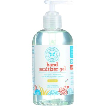 The Honest Company Hand Sanitizer - Gel - Orange - 8 Oz - 1 Each