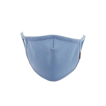 C.C. Fabric Face Mask - Blue