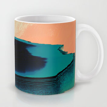 CliffHanger Mug by DuckyB (Brandi)