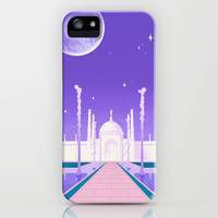Visit the Moon Kingdom / Sailor Moon iPhone & iPod Case by Lauren C Skinner | Society6