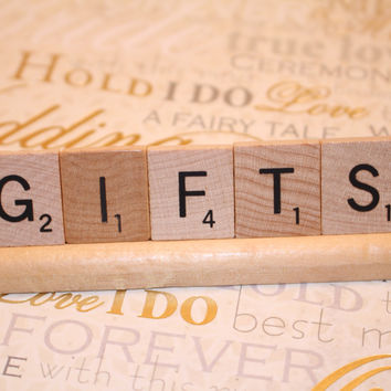 Gifts Rack