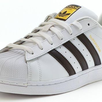 ADIDAS ORIGINALS SUPERSTAR WHITE/BLACK C77124