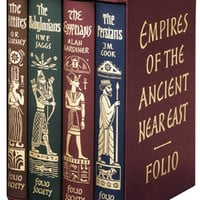 Empires of the Ancient Near East | Folio Illustrated Book