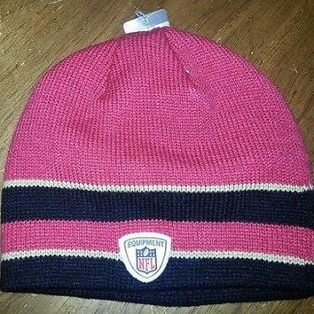 SAN FRANCISCO 49ERS CUFFLESS  BeanIe hat toboggan .. NFL LICENSED TEAM APPAREL