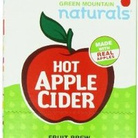 Green Mountain Naturals Hot Apple Cider, K-Cup Portion Count for Keurig K-Cup Brewers, 24-Count