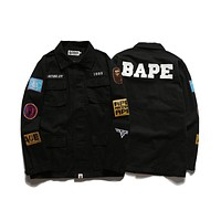 Bape Ape Head 1993 Multi Sleeved Lapel Jacket M 2xl | Best Deal Online