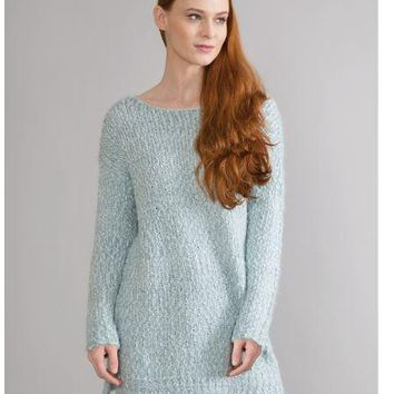 Cozy Heather Sweater by Simply Noelle