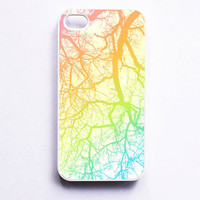 Iphone Case Magic in the Trees Rainbow by SSCphotographycases