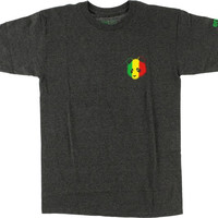 Enjoi Rastafari Panda Xl Charcoal Heather