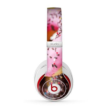 The Sprinkled Donuts Skin for the Beats by Dre Studio (2013+ Version) Headphones