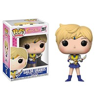 Sailor Uranus Funko Pop! Animation Sailor Moon Not Mint
