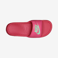 The Nike Benassi Just Do It Women's Sandal.