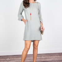Known Perfection Dress, Sage