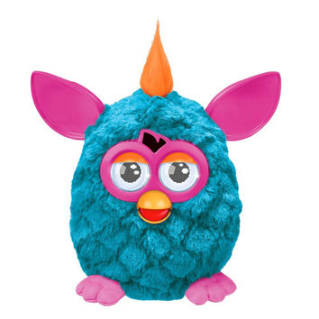 Hasbro Furby [Teal and Pink]