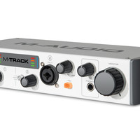 M-Audio M-Track MKII 2-channel USB interface