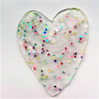 Love Slime - Heart Slime- Clear Slime