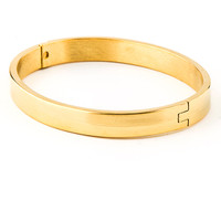 Monsieur The Gold Cuff Bracelet