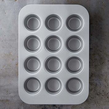 Williams Sonoma Open Kitchen Muffin Pan, 12-Well