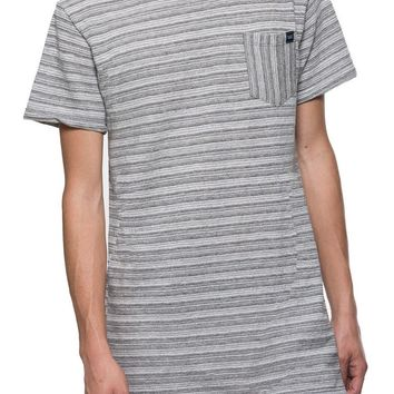 Badger Tee - Grey