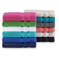 kate spade new york Chattam Stripe Bath Towel Collection