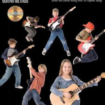 CREYCY2 Guitar for Kids Songbook: Strum the Chords Along with 10 Popular Songs (Hal Leonard Guitar Method)