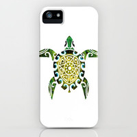 TRIBALESQUE TURTLE iPhone Case by Selam Workneh   Society6