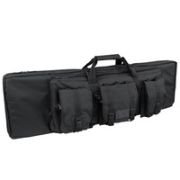42 Double Rifle Case Color- Black