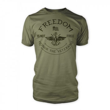 StrongerRx Veteran Men's Shirt