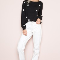 ALANIS STAR SWEATER
