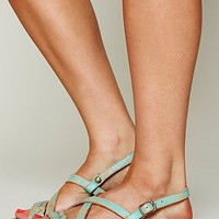 Free People Kelsey Braided Sandal