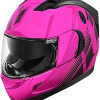 Icon Womens Alliance GT Primary Full Face Motorcycle Helmet