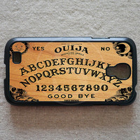 Ouija Board Samsung Galaxy S4 case, Wood Galaxy S5 case, Ouija Board Samsung S3, Wood print Samsung S6 case, Ouija Board phone case, SB-21