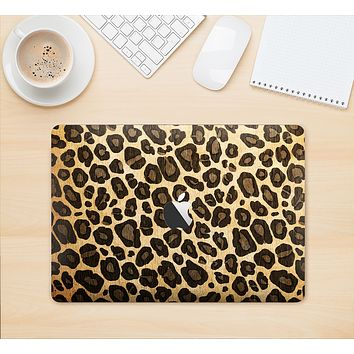 "The Vibrant Leopard Print V23 Skin Kit for the 12"" Apple MacBook"