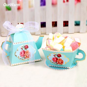 OurWarm 10Pcs Candy Boxes