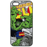 Anymode Marvel Comics Hulk Hard Case for Apple iPhone 5 / 5s / SE