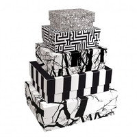 Gift Box Set (Black & White)