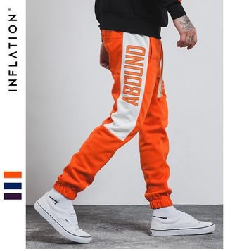 Men Sweatpants Mens Hiphop Jogger Track Pants Sportwear Fashion Trousers