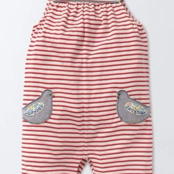 Mini Boden Fun Overalls (Baby Girls & Toddler Girls) | Nordstrom