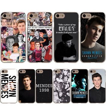 Shawn Mendes Illuminate Cover Case for Apple iPhone X 8 7 6 6S Plus 5 5S SE