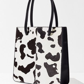 Calf Hair Lady Tote Bag | Urban Outfitters