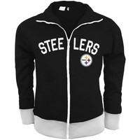 Pittsburgh Steelers - Tennis Premium Juniors Stretch Track Jacket