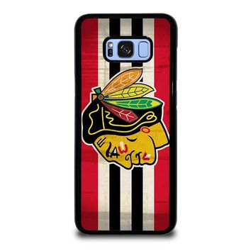 CHICAGO BLACKHAWKS Samsung Galaxy S8 Plus Case Cover
