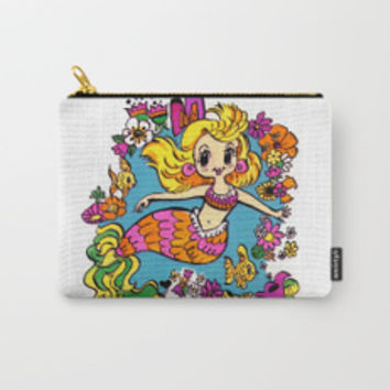 Carry-All Pouches by Christina Siravo | Society6