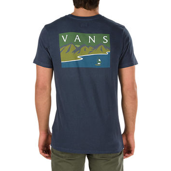 Stream Sail Pocket T-Shirt | Shop Mens Tees At Vans