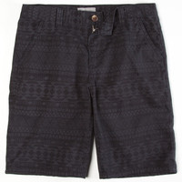 Charles And A Half Primal Mens Shorts Black  In Sizes