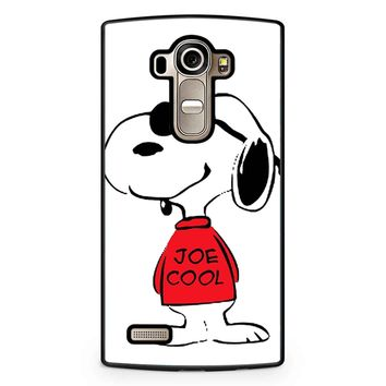 Snoopy Joe Cool LG G4 Case
