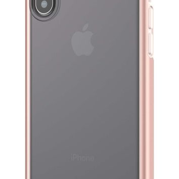 Tech21 Evo Elite Case for iPhone X - Rose Gold
