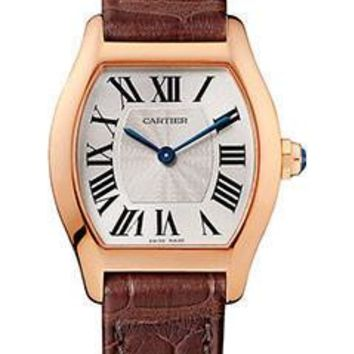 Cartier - Tortue Small - Pink Gold